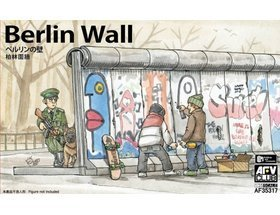 Berlin Wall (3units wall set) 1/35
