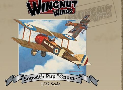"Sopwith Pup ""Gnome""  1/32"