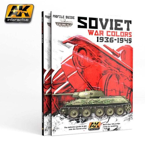 Soviet War Colors 36-45  PROFILE GUIDE