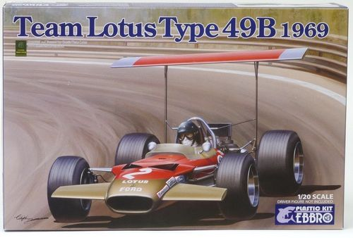 Team Lotus Type 49B 1969 1/20