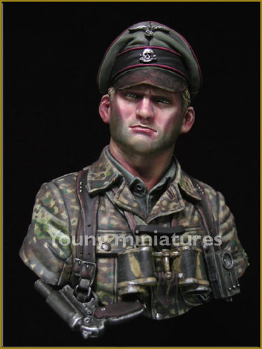German Waffen SS Officer 1944   1/10