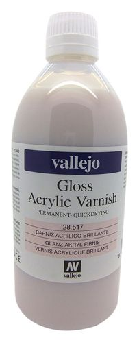 Gloss Varnish (500ml)
