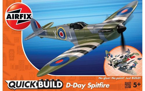 Quick Build: D-Day Spitfire
