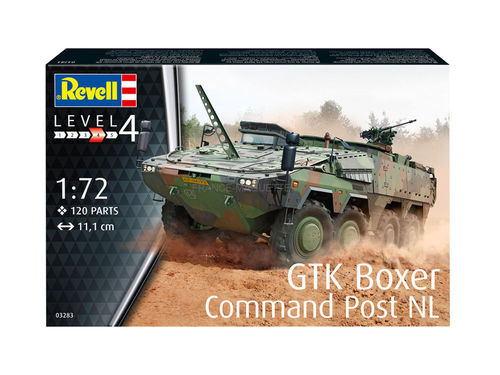 GTK Boxer Command Post NL  1/72