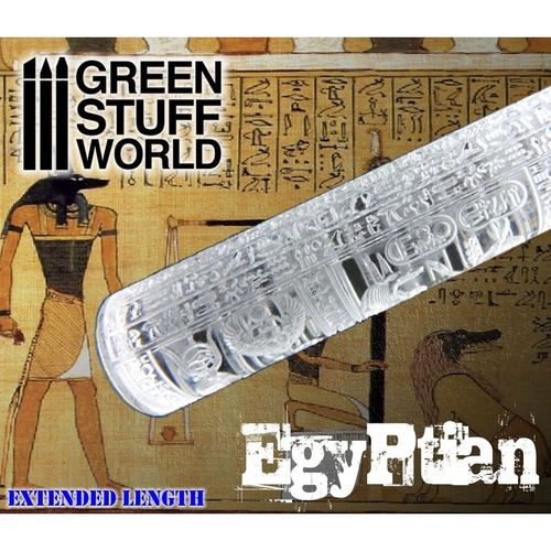 Rolling Pin: Egyptian