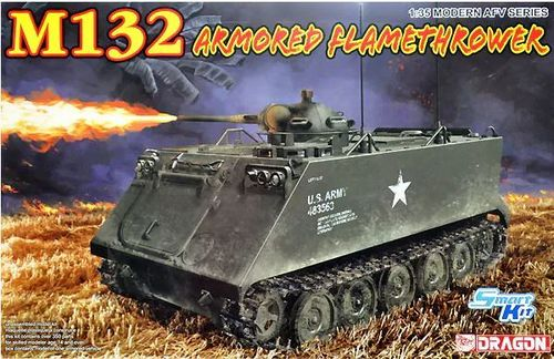 M132 Armored Flamethrower 1/35
