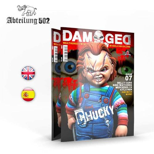 Damaged Magazine Issue 7