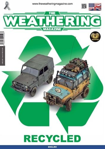 The Weathering Magazine  Issue 27 Recycled