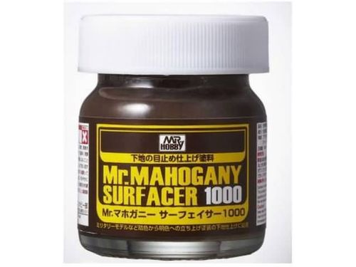 Mr. Surfacer 1000 Mahogany