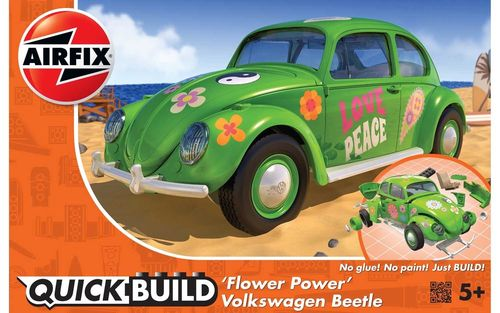 Quick Build: VW Beetle Flower Power