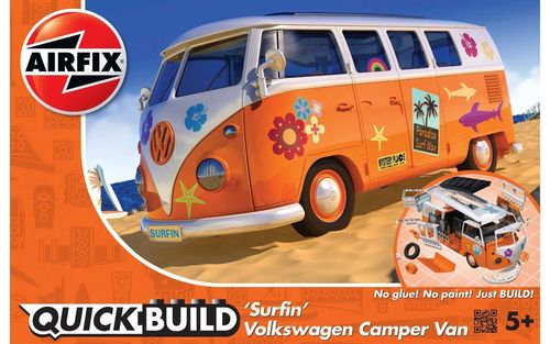 Quick Build: VW Camper Van Surfin