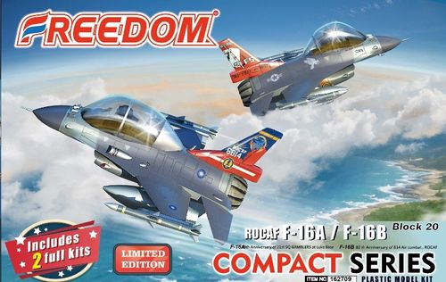 F16A / F16 B Rocaf Compact series (limited edition)(2 kits)