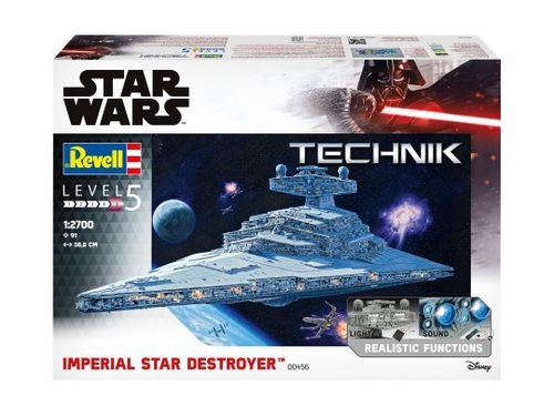 Revell Technik :Imperial Star Destroyer