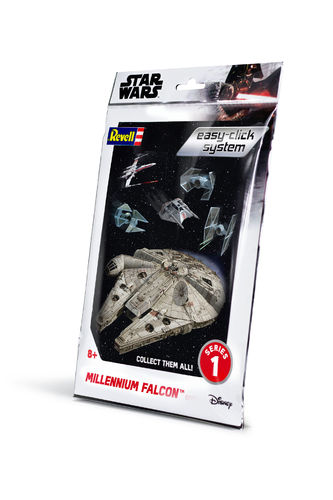 Star Wars Easy Click : Millenium Falcon
