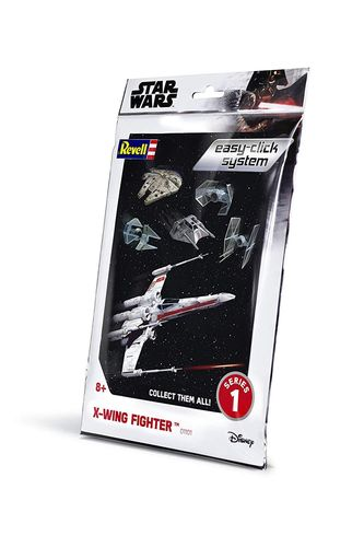 Star Wars Easy Click : X-Wing Fighter