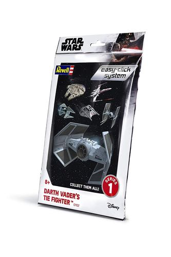 Star Wars Easy Click : Darth Vader'S Tie Fighter