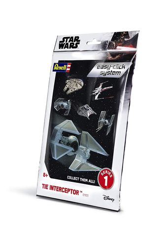 Star Wars Easy Click : Tie Interceptor