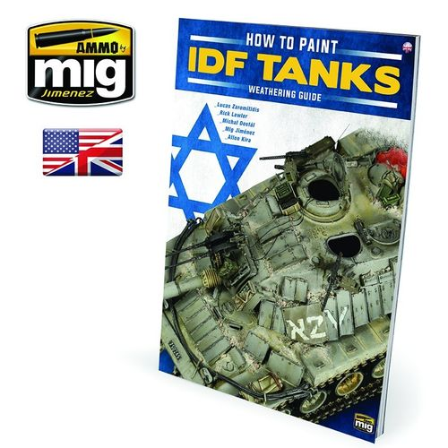How To Paint: IDF Tanks -weathering guide