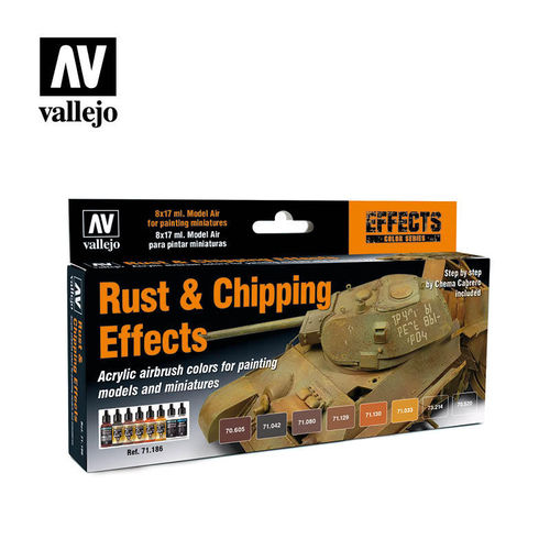 Rust & Chipping Effects