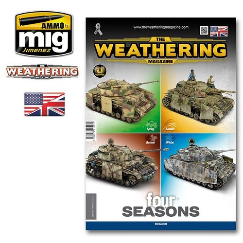 The Weathering Magazine  Issue 28: Four Seasons