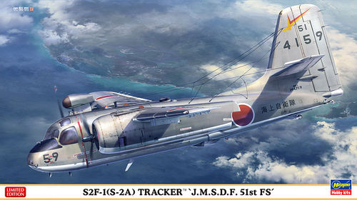 S2F-1(S-2A) TRACKER NL Decals 1/72