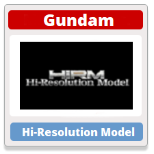 Gundam Hi-Resolution Model