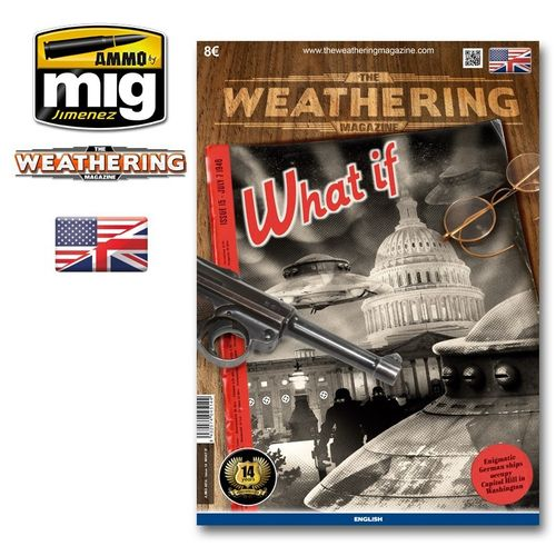 The Weathering Magazine No:15 What If