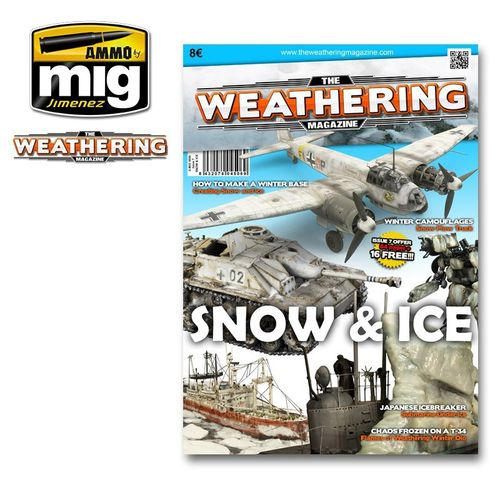 The Weathering Magazine No:7 SNOW & ICE