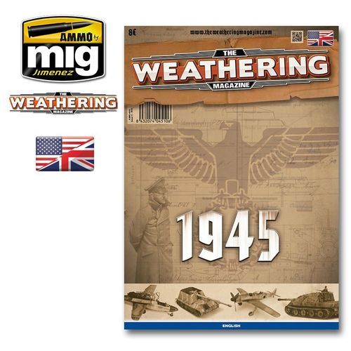 The Weathering Magazine No:11  1945