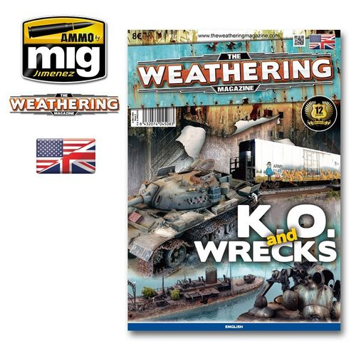 The Weathering Magazine No:9 K.O. and Wrecks