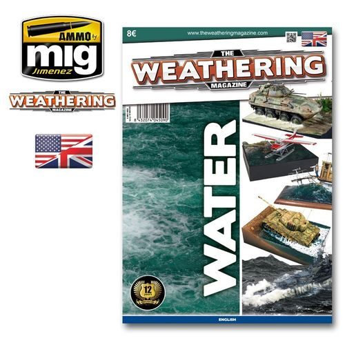 The Weathering Magazine No:10 Water