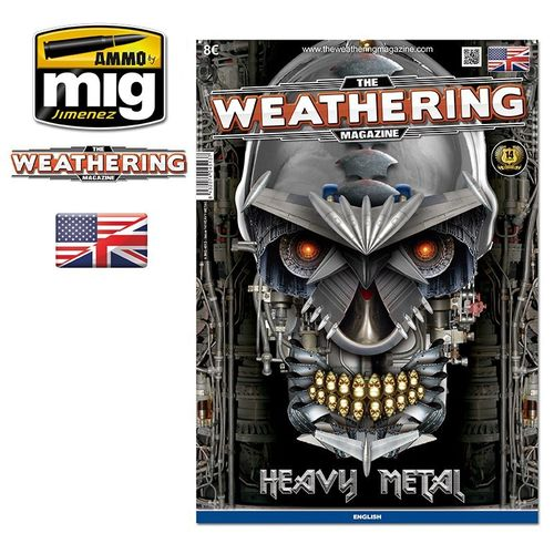 The Weathering Magazine No:14 Heavy Metal