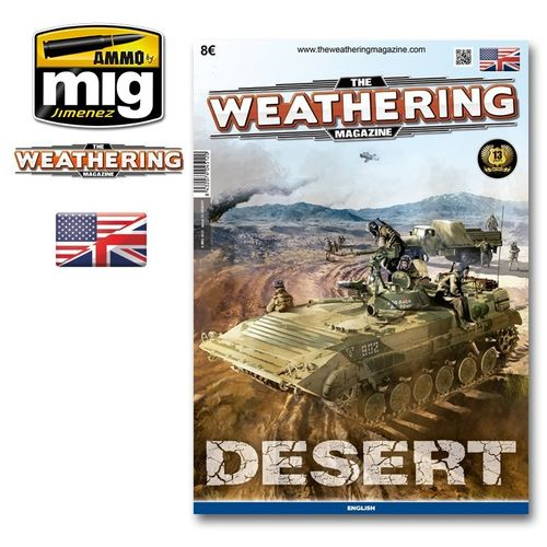 The Weathering Magazine No:13 Dessert