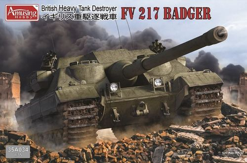 FV 217 Badger 1/35