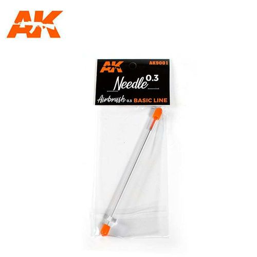 0,3 Needle for AK-9000 Airbrush