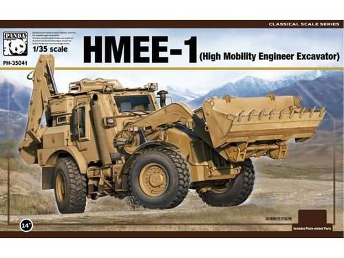 HMEE-1 High Mobility Engineer Excavator 1/35