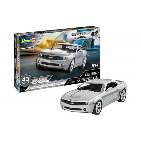 Camaro Concept Car 1/25 (easy click)