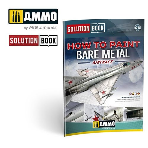 Solution Book: How To Paint Bare Metal Aircraft