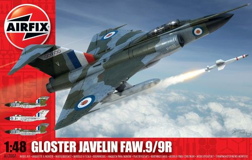 Gloster Javelin 1/48