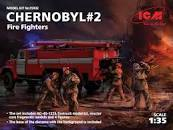 Chernobyl2. Fire Fighters(AC-40-137A) 1/35