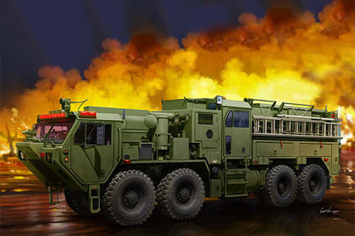 M1142 HEMTT TFFT (Tactical Fire Fighting Truck) 1/35