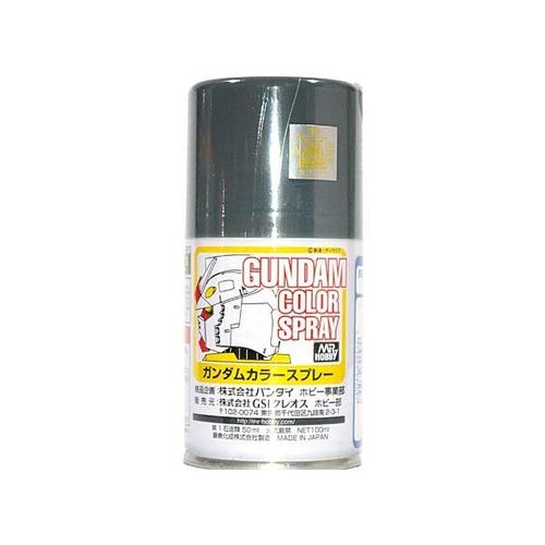 Gundam Color Spray Zeon's MS Gray -100ml