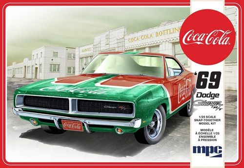 Dodge Charger RT Coca Cola 1969