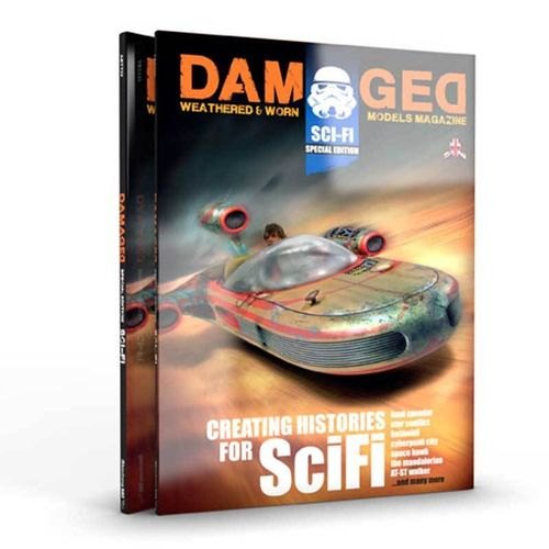 Damaged : Sci-Fi Special Edition