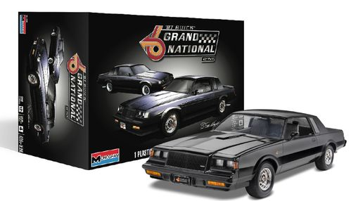 87 Buick Grand National 1/25