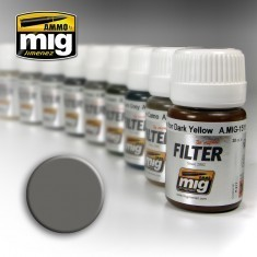 MIG Filter Grey For White