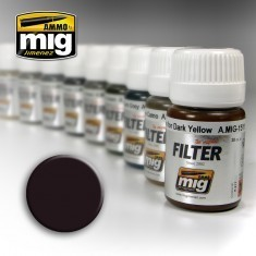 MIG Filter Brown For Dark Green