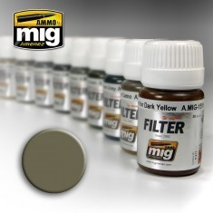 MIG Filter Tan For Yellow Green