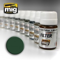 MIG Filter Green For Grey Green