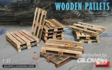 Wooden Pallets 1/35